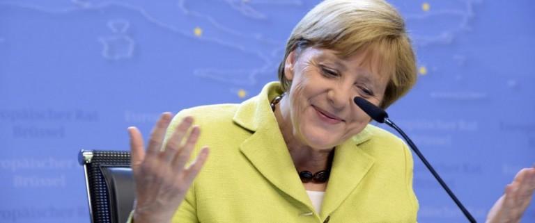 (Angela Merkel/Getty Images)