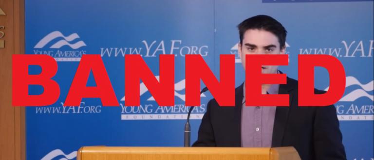Ben Shapiro speaks at the Reagan Ranch [YouTube screengrab from YouTube/YAFTV/https://www.youtube.com/watch?v=cZRuwjvAMuQ]