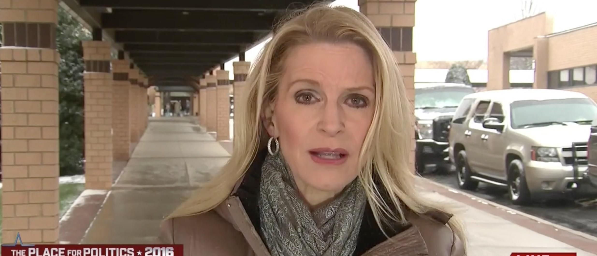 Alice Stewart, screen shot MSNBC