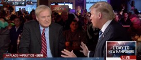 MSNBC's Chris Matthews Suggests That Trump Pays Off The Mafia To Build In NYC [VIDEO]