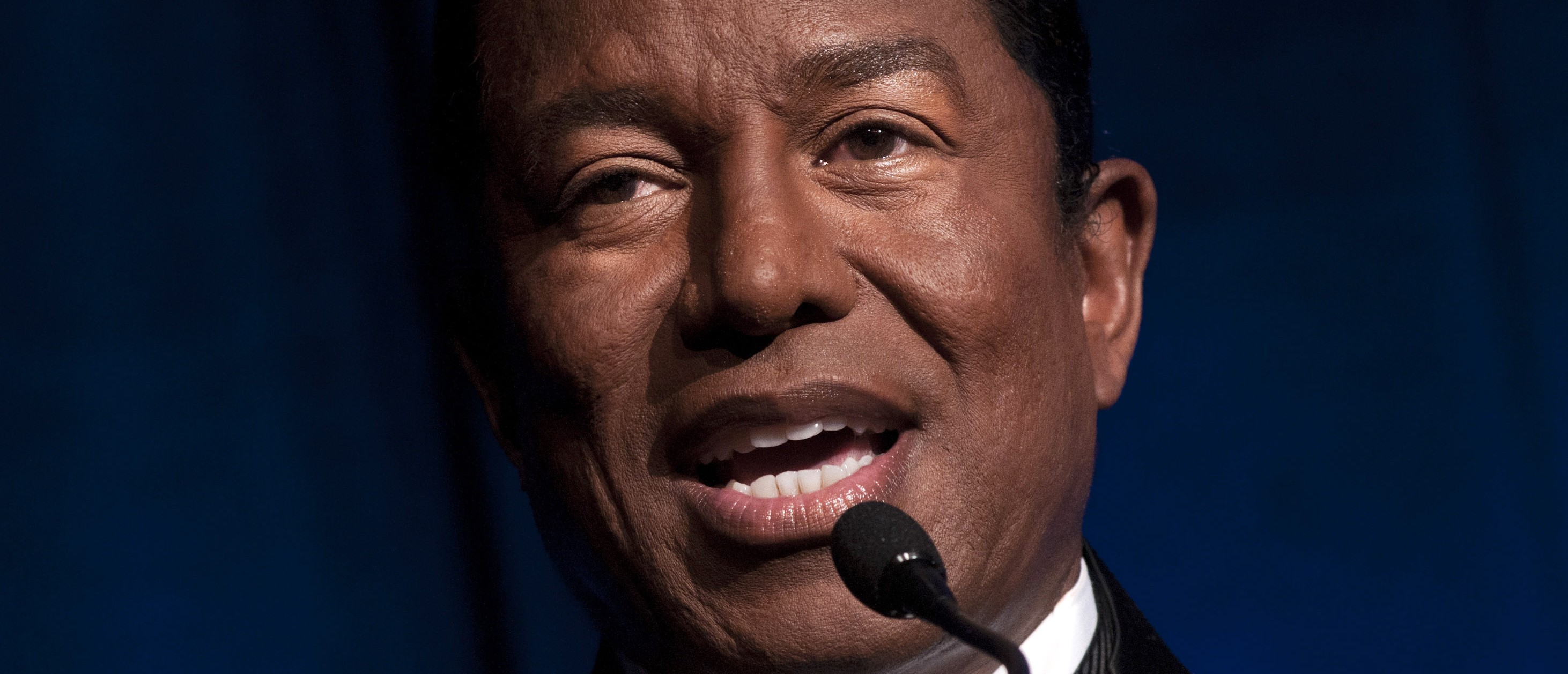 Jermaine Jackson goes after Donald Trump