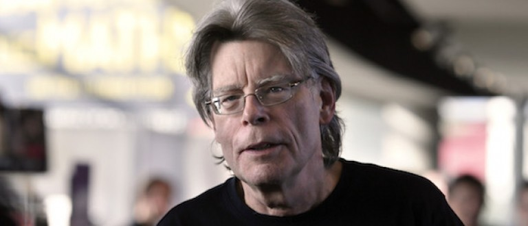 Stephen King is stunned by Donald Trump's success