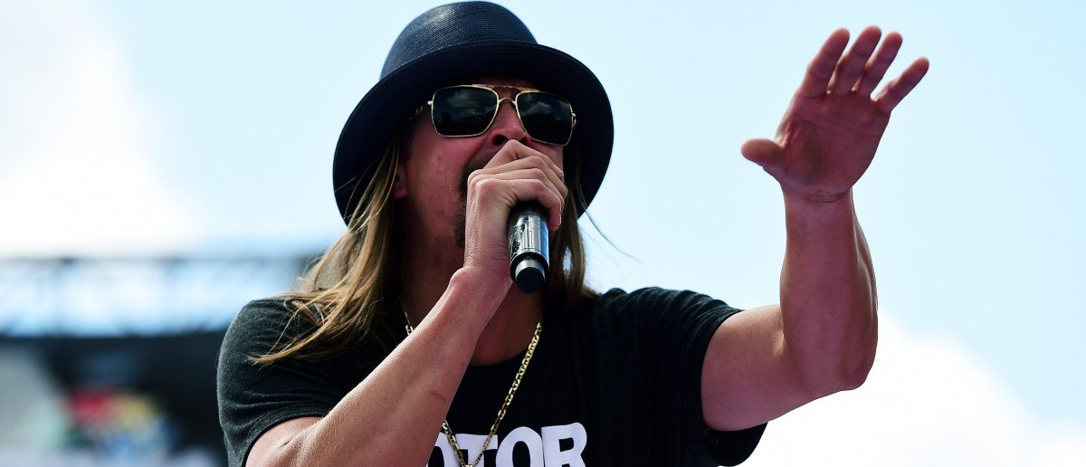 Kid Rock (Photo: Robert Laberge/Getty Images)