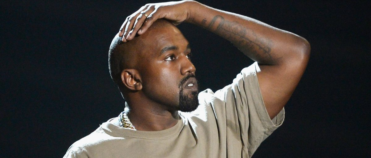 Kanye West is in debt (Photo: Kevork Djansezian/Getty Images)