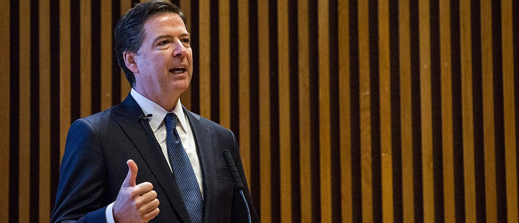 Director Comey: Apple, FBI Dispute Is 'Hardest Question I've Seen In Government' (Getty Images)