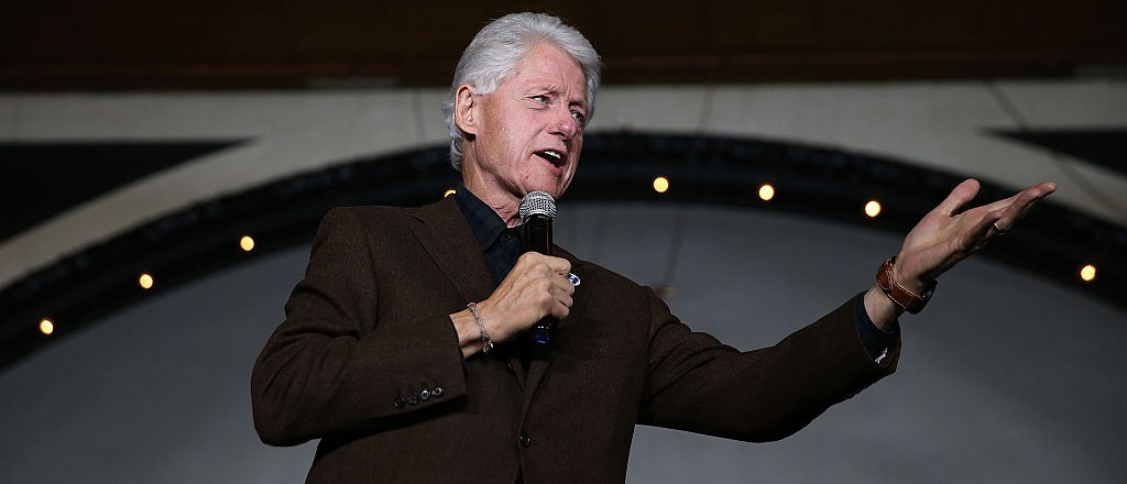 Bill Clinton Says San Bernardino Terrorists