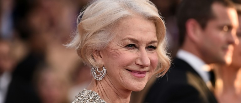 Helen Mirren defends the Oscars. (Photo: Getty Images)