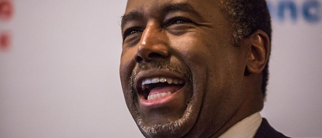 Carson: I'm Not Dropping Out, Just Need To Go Home And 'Get A Fresh Set Of Clothes' (Getty Images)