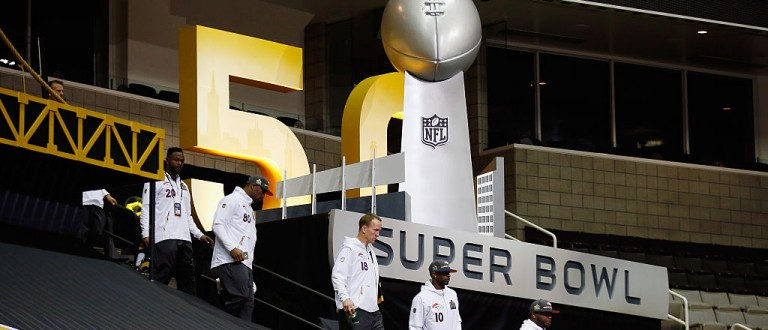 Where Can I Watch The Super Bowl? (Getty Images)