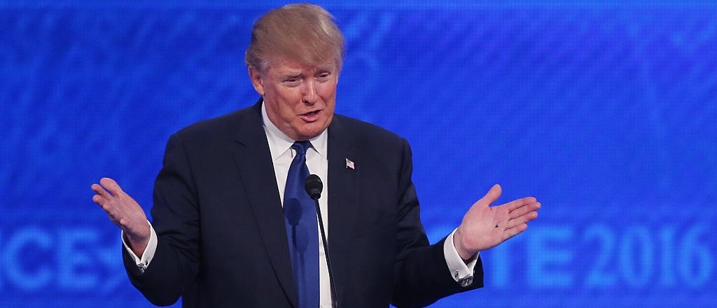 Trump: I Didn't Lose Iowa, 'I Came In Second' (Getty Images)