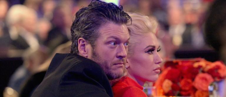 Blake Shelton and Gwen Stefani are dating.