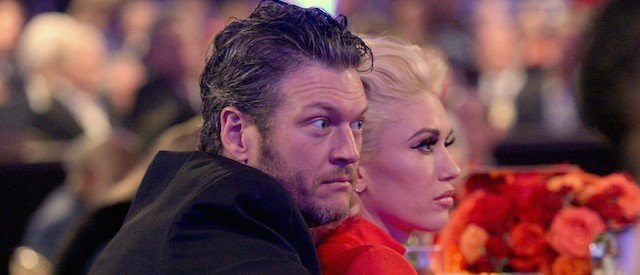 Blake Shelton and Gwen Stefani are dating.