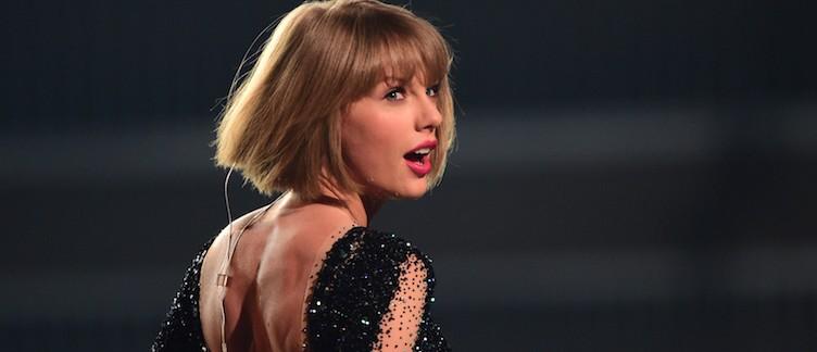 Taylor Swift acceptance speech