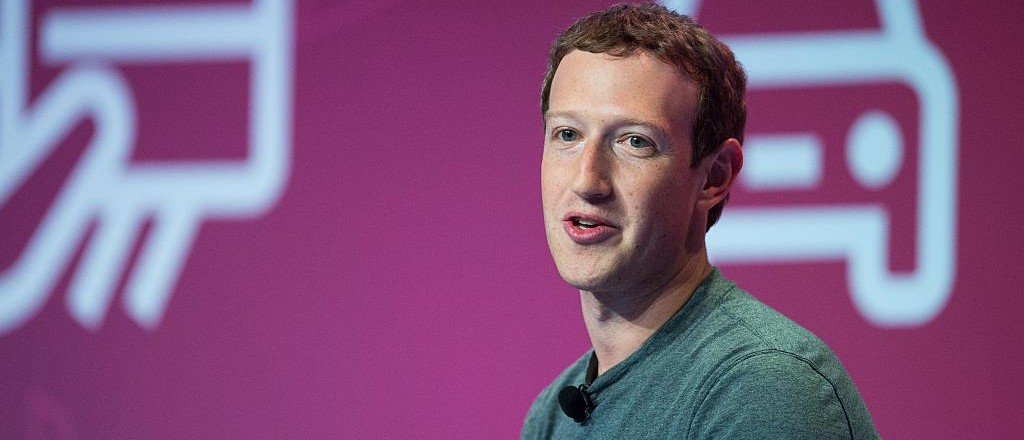 Zuckerberg Berates Facebook Employees Who Think 'All Lives Matter' (Getty Images)
