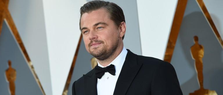 Leonardo DiCaprio wins first Oscar