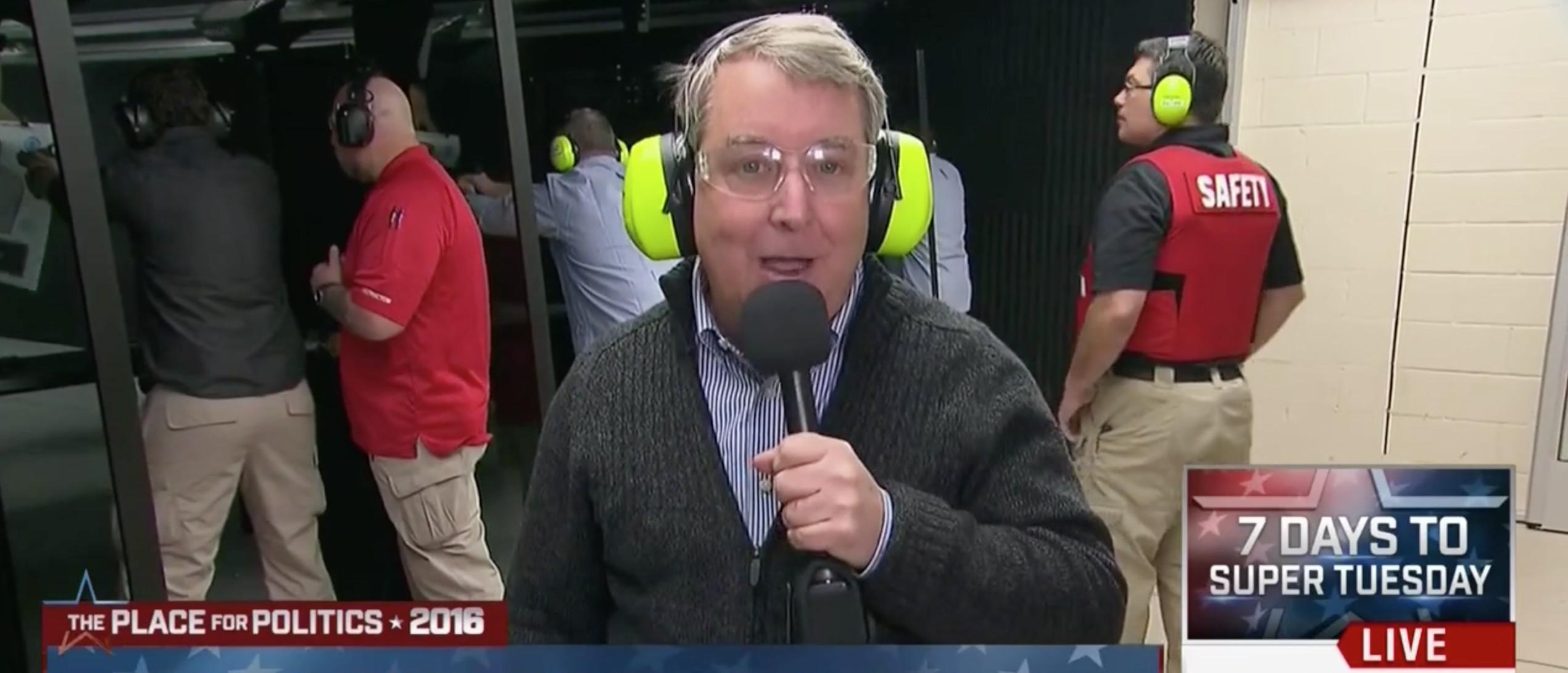 Kerry Sanders (Screen shot MSNBC, 'Andrea Mitchell Reports')
