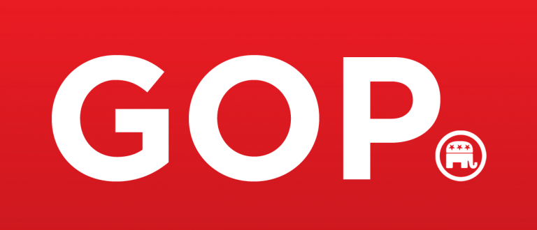 GOP logo [Public domain]