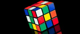 Rubiks Cube Getty Images/Andrew Spencer