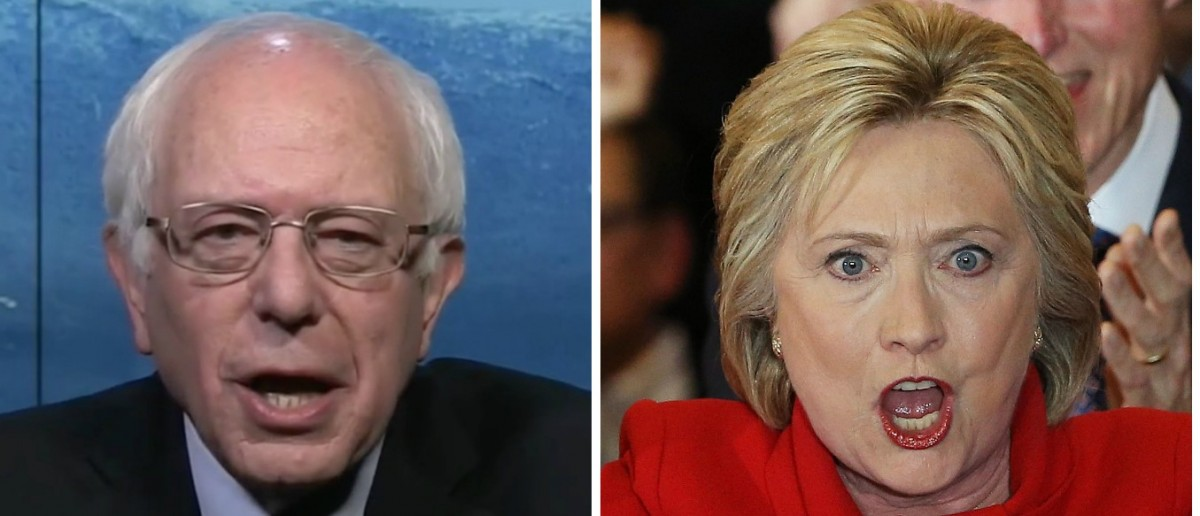 A couple of white people. (Images via MSNBC & Getty)