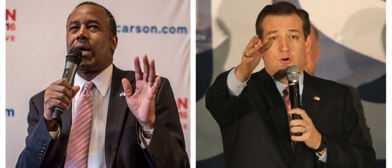 'This Is Horsesh*t' -- Carson Camp Accuses Cruz Of Foul Play In Iowa (Getty Images)