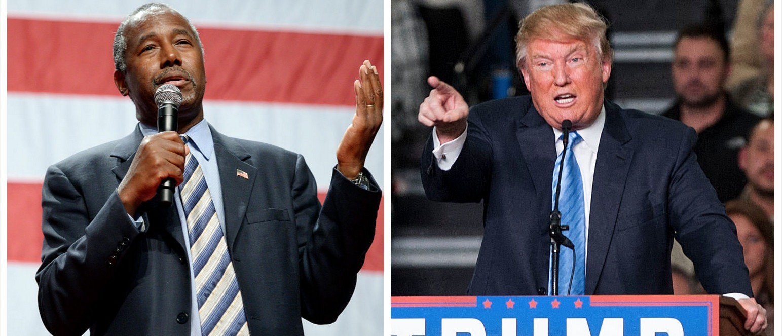 Carson 'Wouldn't Have Any Problem' Being Trump's VP (Getty images)
