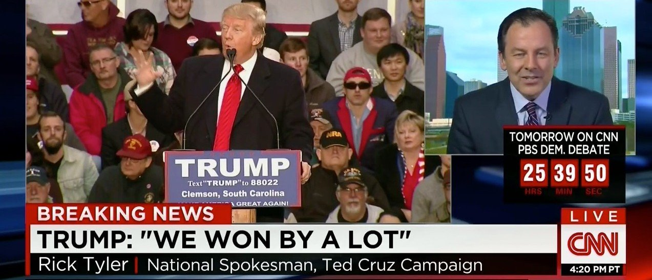 A Campaign About Nothing -- Cruz Camp Rips Trump's 'Seinfeld Candidacy' (CNN)