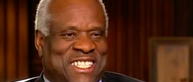 Liberals Launch Racist Attacks On Clarence Thomas After Scalia's Death