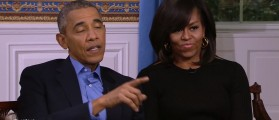 Obama: 'The WiFi Doesn't Work' In The White House (CBS)