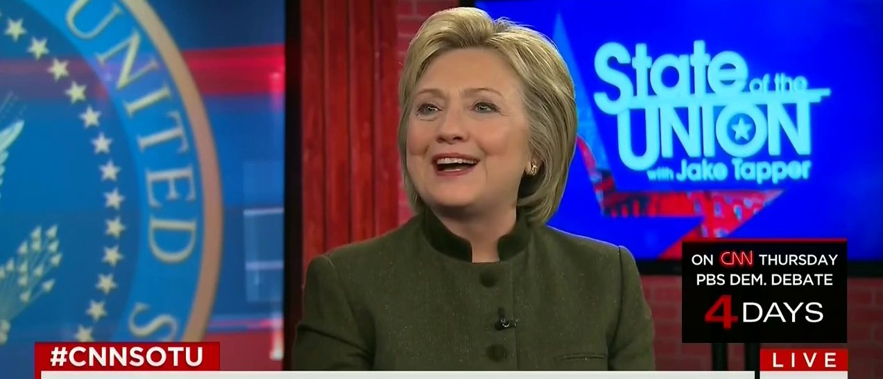 Hill Doubts? 'I Don't Know' If I Can Win New Hampshire (CNN)