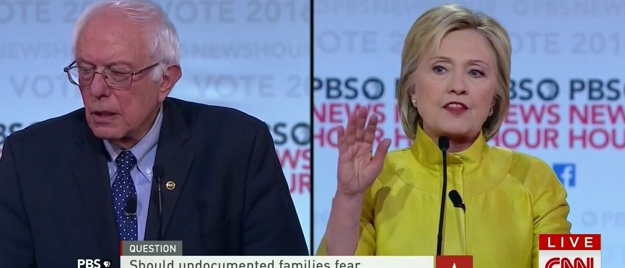 Hillary: 'We Should Be Deporting Criminals,' But Not People Who Came Here Illegally (CNN)