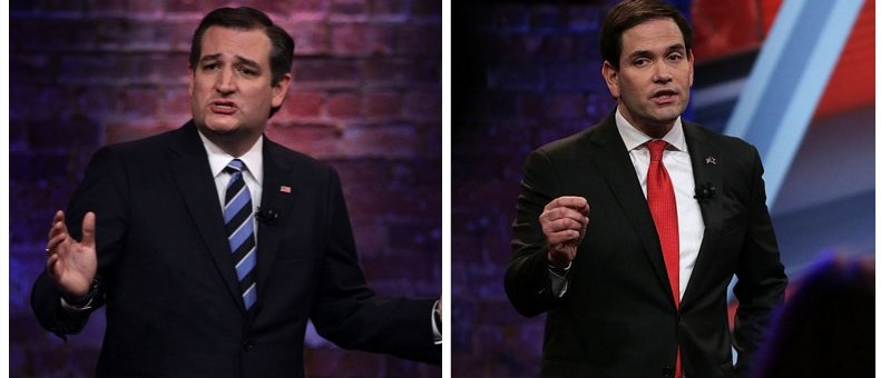 More Dirty Tricks -- Cruz Uses Spanish Language Robo Call To Turn SC Voters From Rubio (Getty Images)
