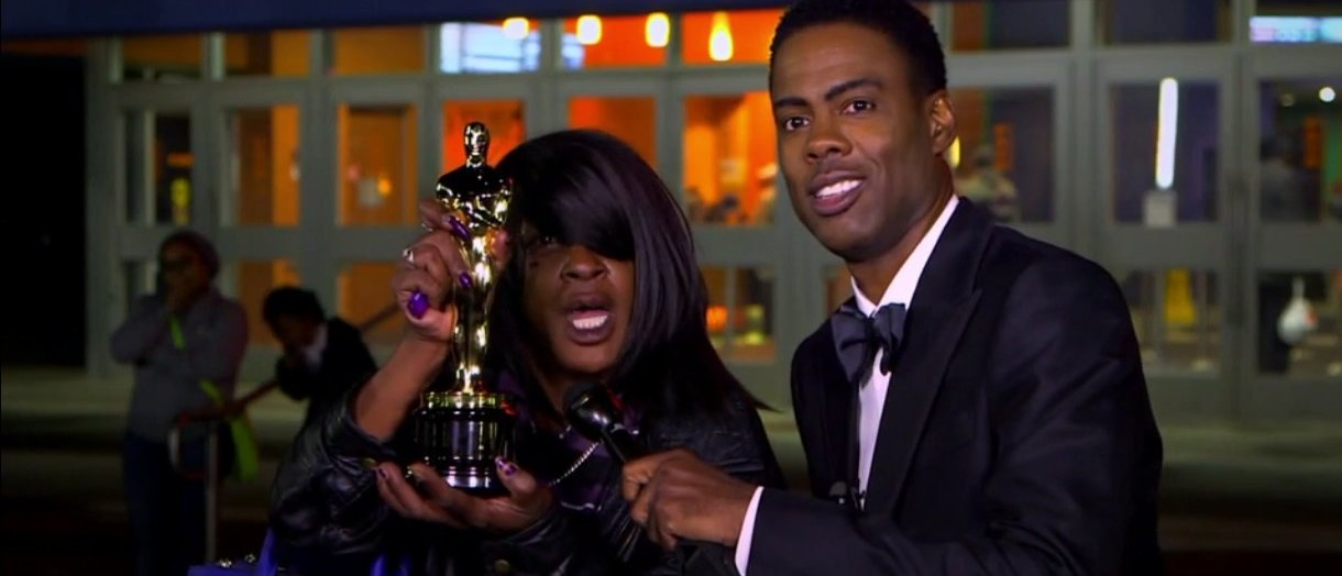 WATCH Chris Rock Ask Black People In Compton What They Think About The Oscars (ABC)