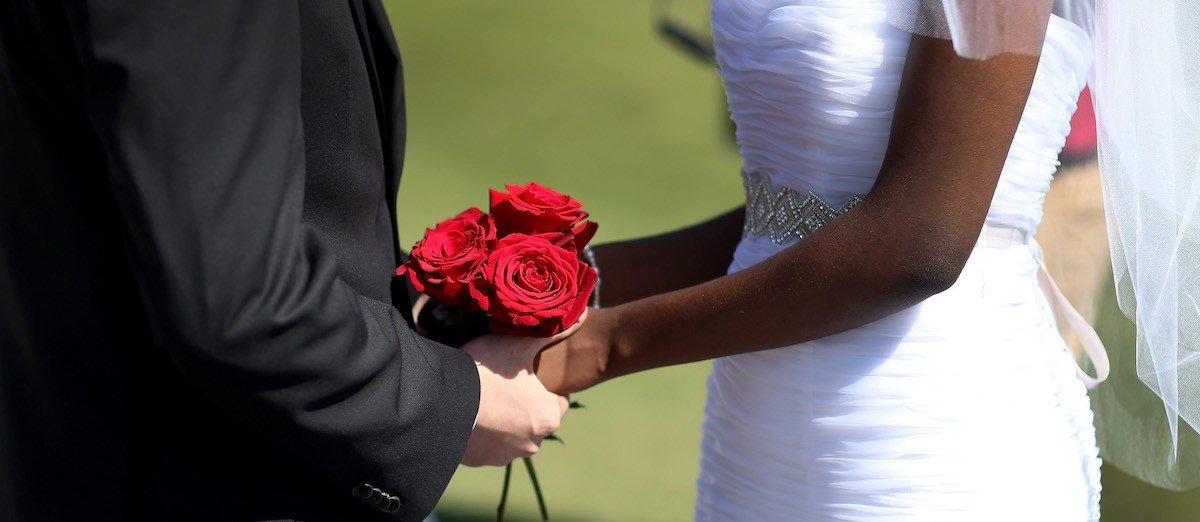 Valentine's Day Group Wedding Held At Palm Beach County Clerk's Office