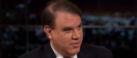 Florida Rep. Alan Grayson appeared on the Bill Maher show, Jan. 22, 2016. (Youtube screen grab)