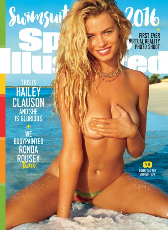 Hailey Clauson Sports Illustrated 201