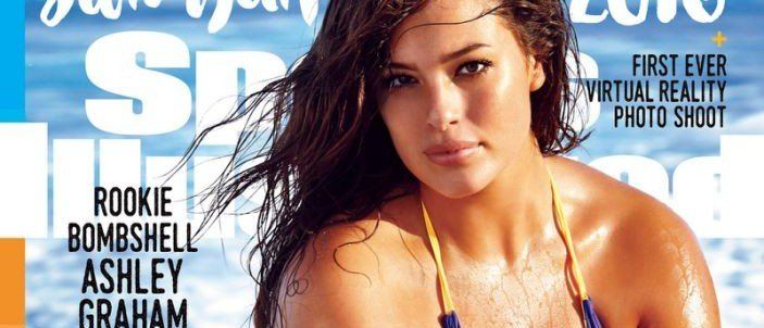 Ashley Graham makes cover of Sports Illustrated Swimsuit (Photo: Sports Illustrated)
