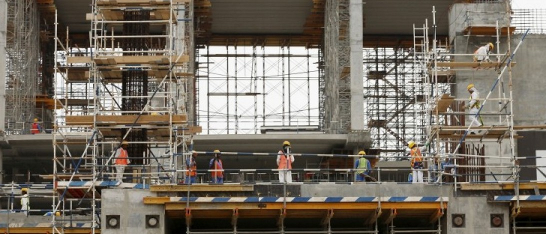 Sloppy oversight of contractors let unscreened workers access a New York federal building project where a planned ISIS attack was recently thwarted by the FBI. (Reuters)