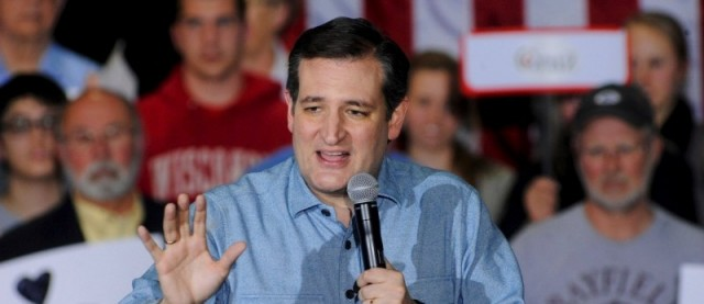 Ted Cruz Clint Howard