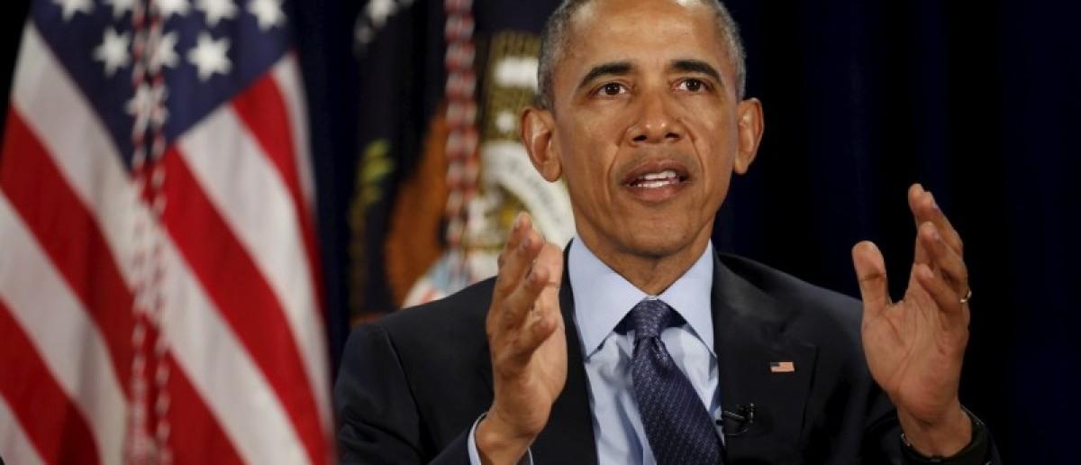 Obama speaks at drug abuse summit in Atlanta