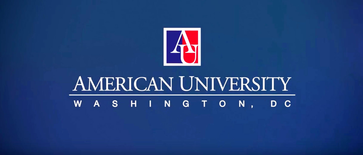 American University YouTube screenshot/American University