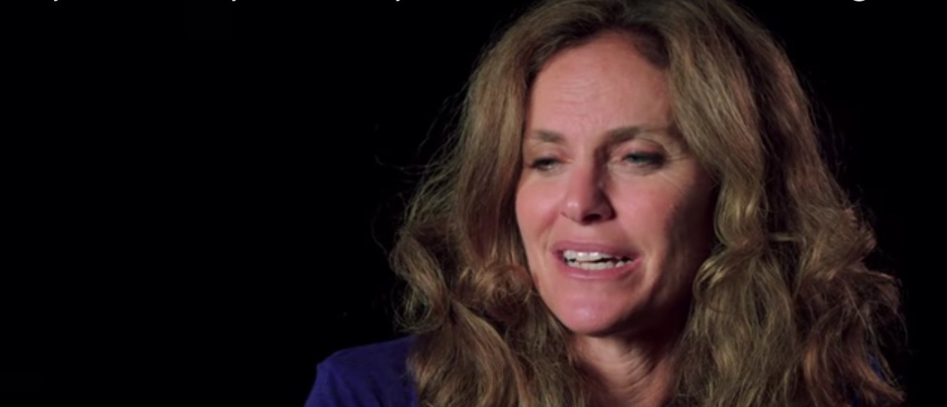 Amy Brenneman, Screen shot YouTube 3-2-2016