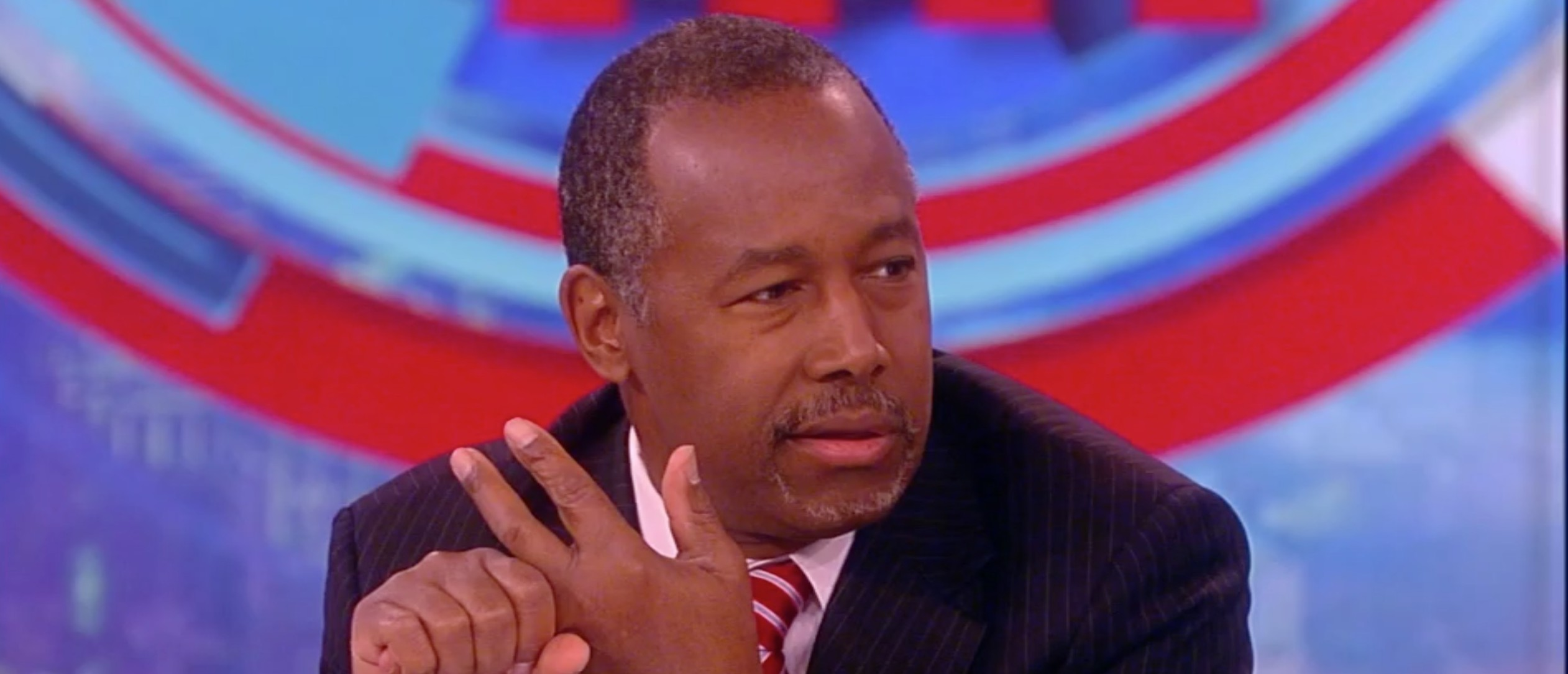 Ben Carson, Screen Shot ABC, 3-24-2016