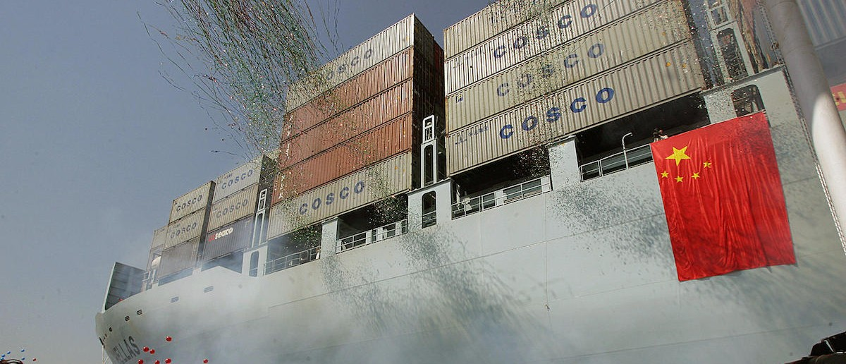 Cosco Hellas, a Greek-owned container sh