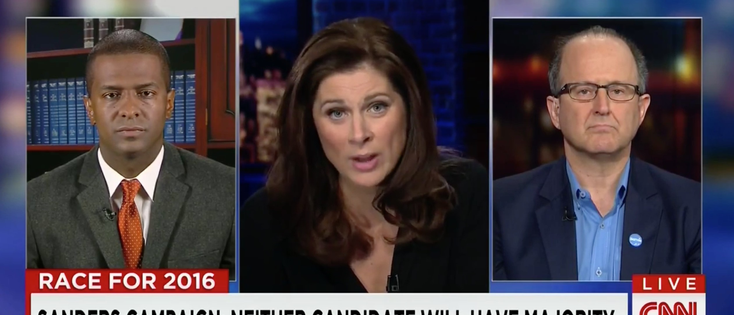 Erin Burnett, Screen Shot CNN, 3-29-2016