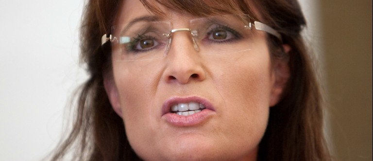 Sarah Palin's husband is in the hospital