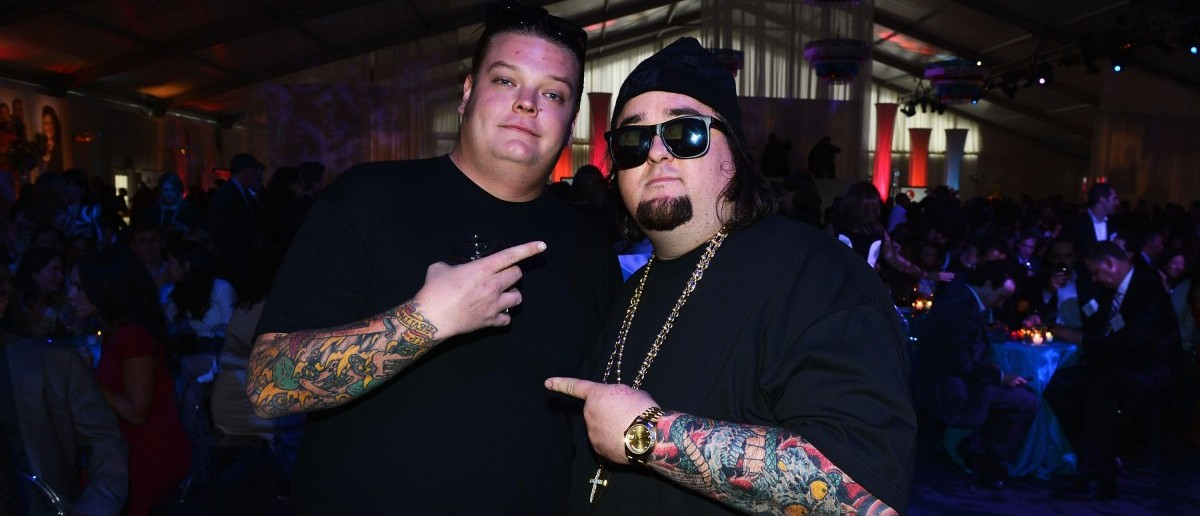 Chumlee (Credit: Getty Images/Andrew H. Walker)