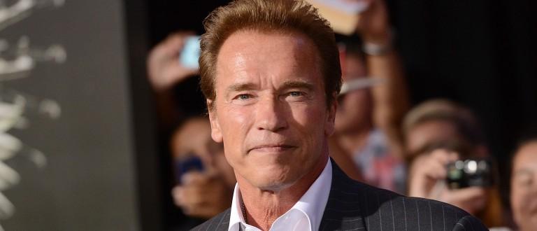 Arnold Schwarzenegger to campaign for John Kasich