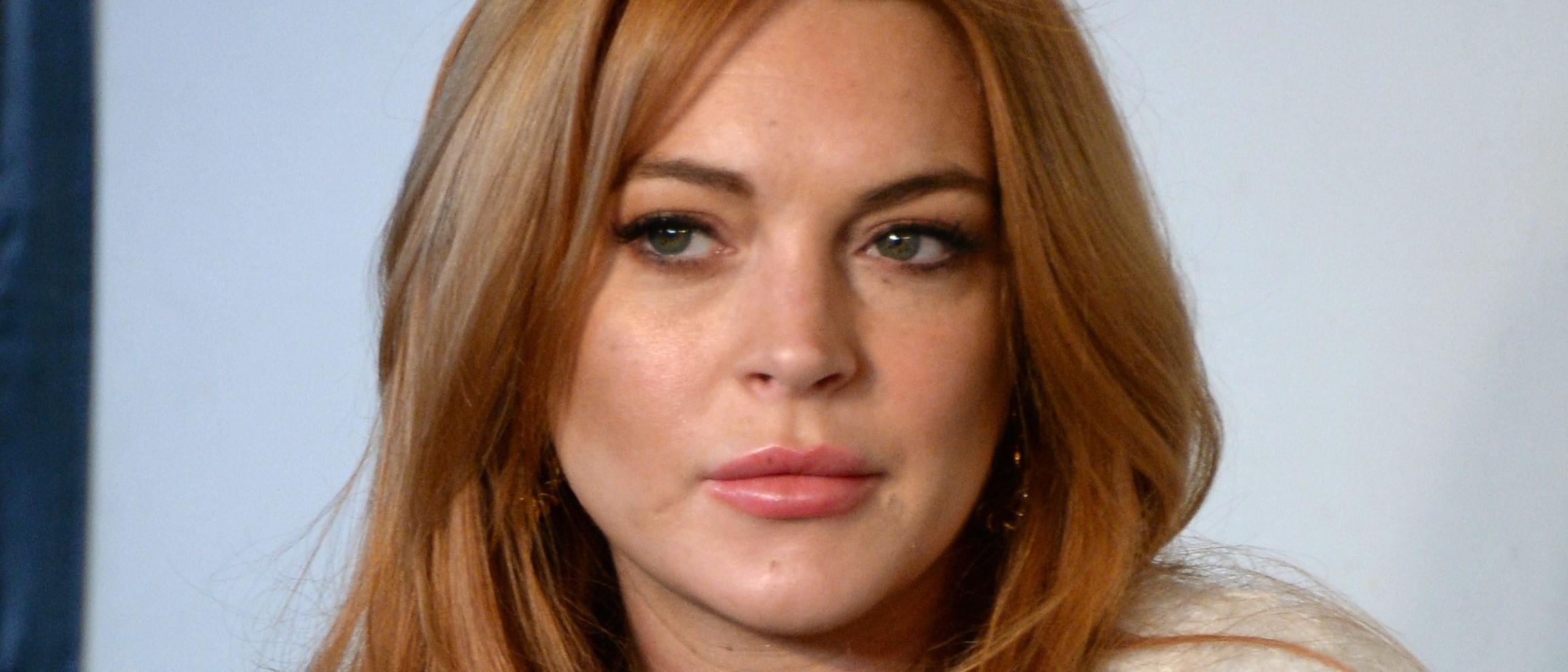 Lindsay Lohan on Donald Trump
