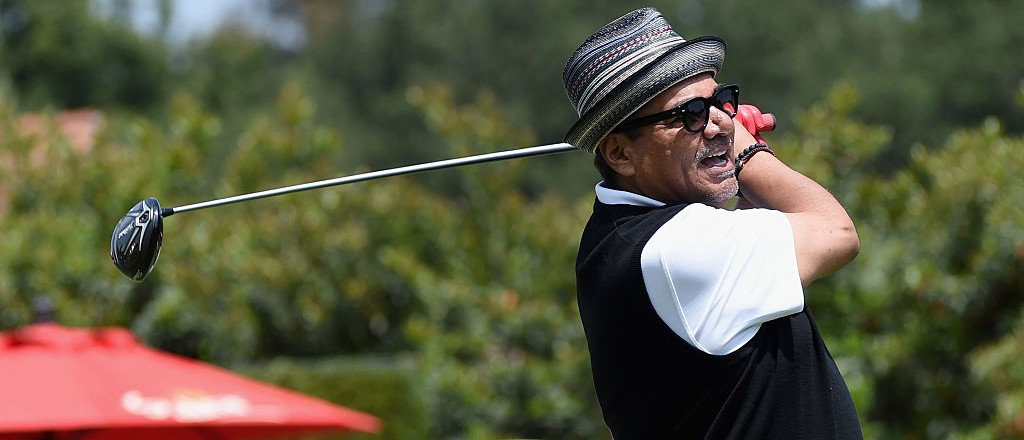 George Lopez: When I Pick A Caddie, 'I Use The Whitest Guy I Can Find' (Getty Images)