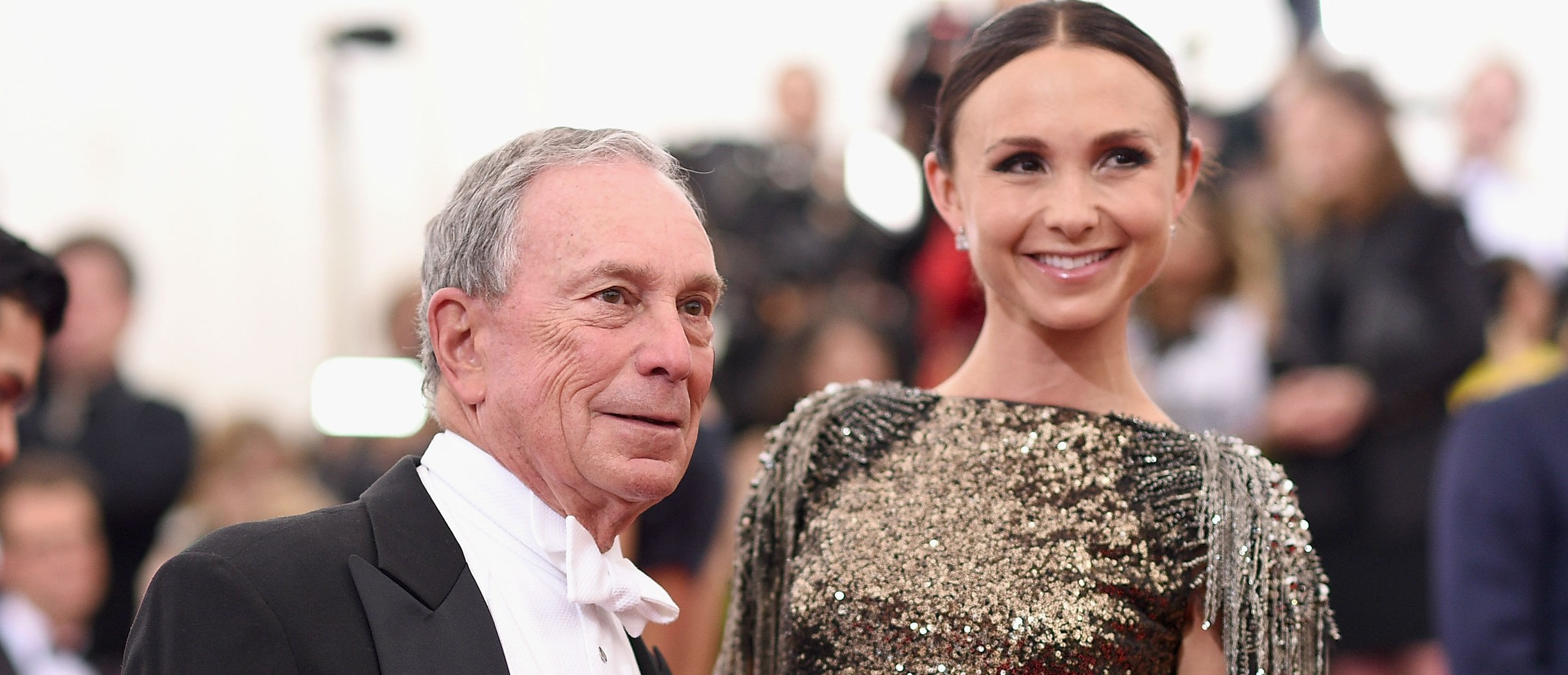 Georgina Bloomberg didn't want her dad to run for president.